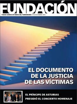 Documento de la justicia de las víctimas
