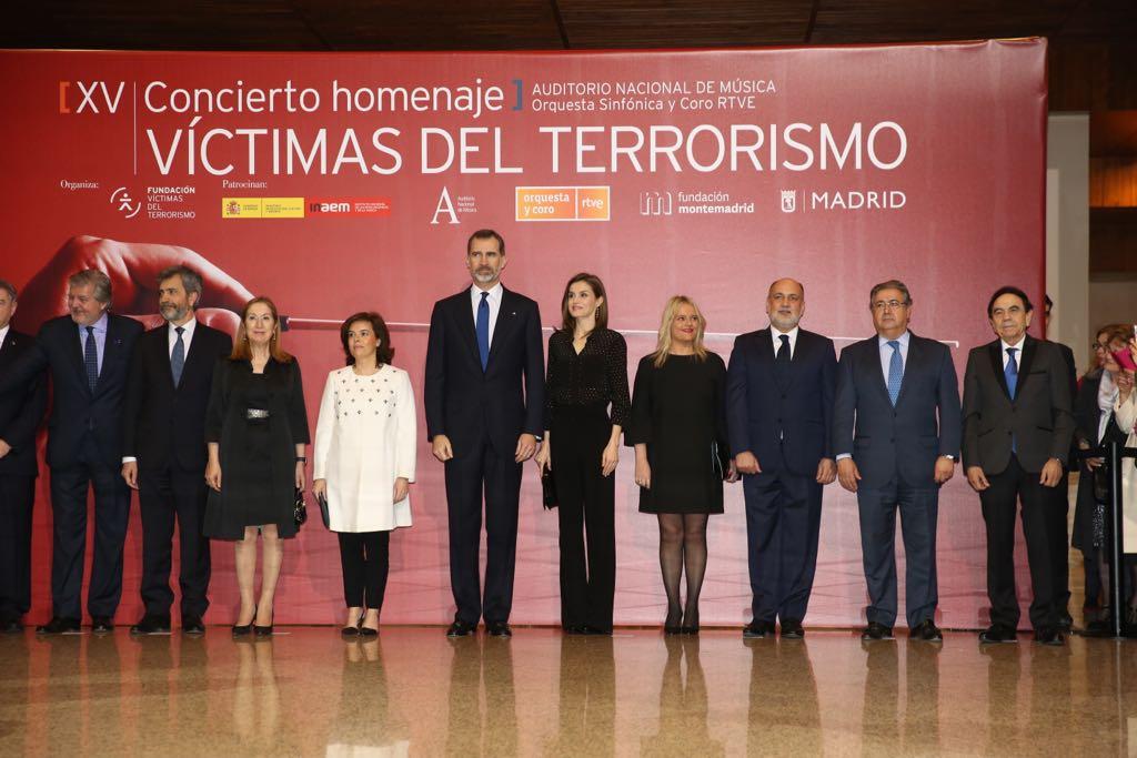 XV Concierto homenaje a las Víctimas del Terrorismo