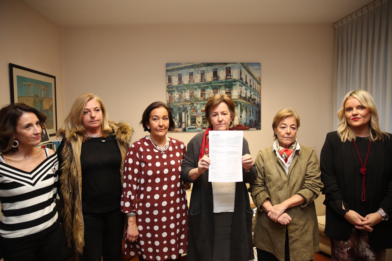 Presenta demanda ante el Tribunal Europeo de Derechos Humanos