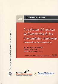 La reforma del sistema de financiación de las comunidades autónomas