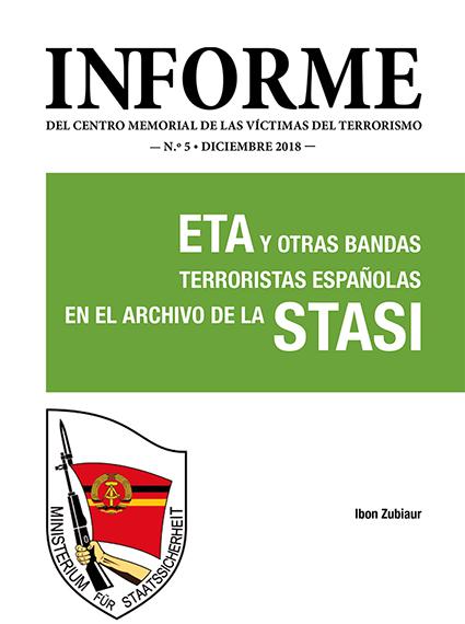ETA y otras bandas terroristas españolas en el archivo de la STASI
