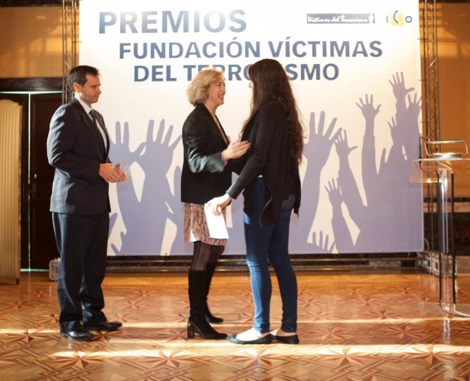 """Premios Escolares Ana María Abarca, """"Una ciudad sin violencia"""""""