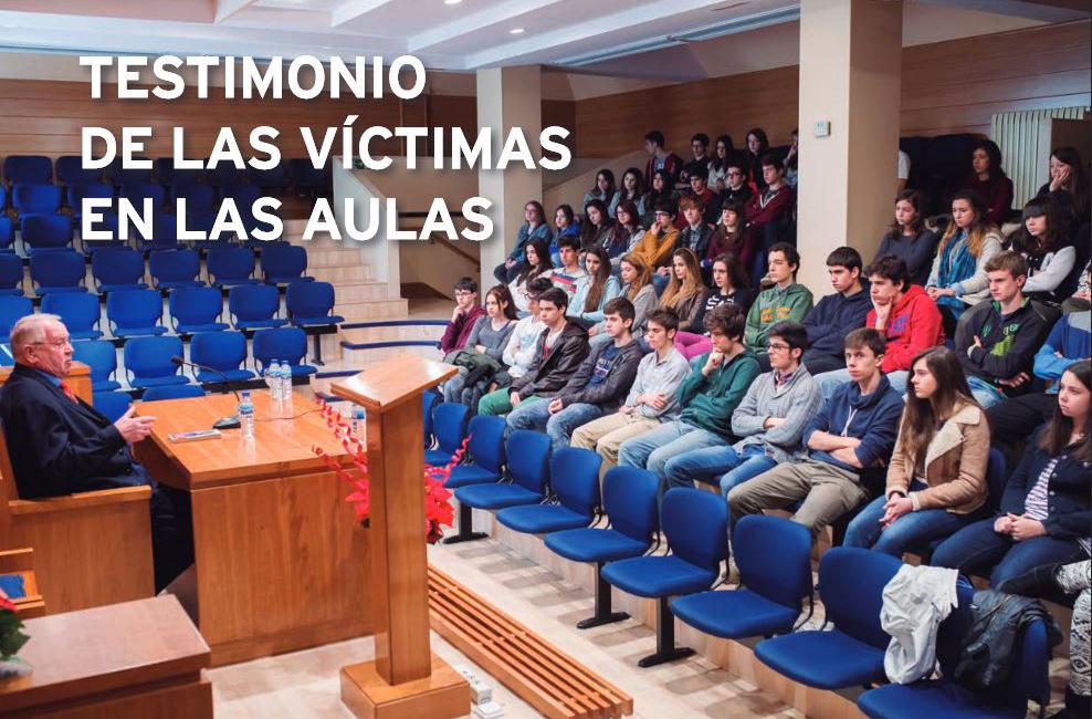 """Más de 50.000 alumnos en 762 conferencias de """"Educar en convivencia"""""""