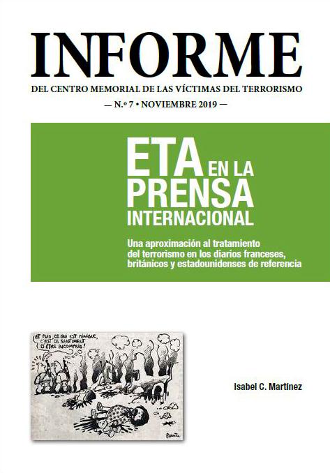 ETA en la prensa internacional