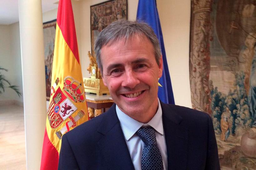 Tomás Caballero Martínez, nuevo Presidente de la Fundación Víctimas del Terrorismo